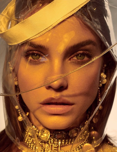Barbara Palvin beautiful fashion model photo shoot