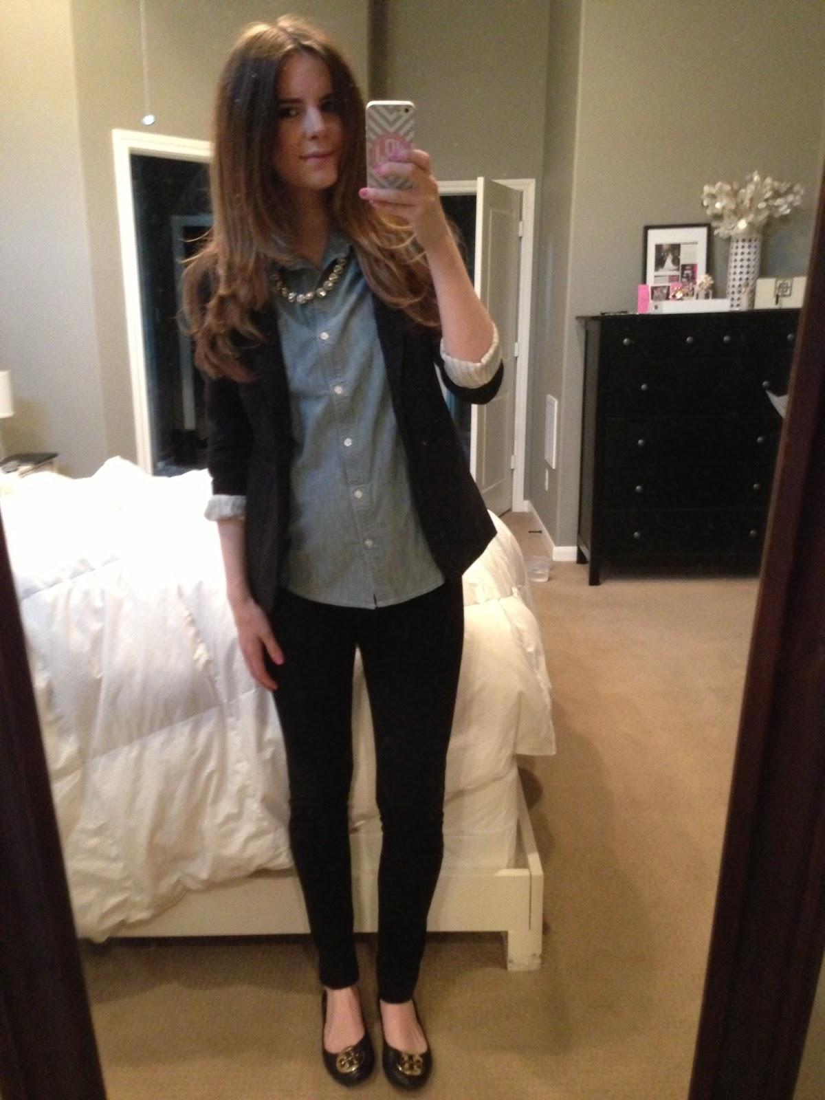 Recent Outfits Veronika S Blushing