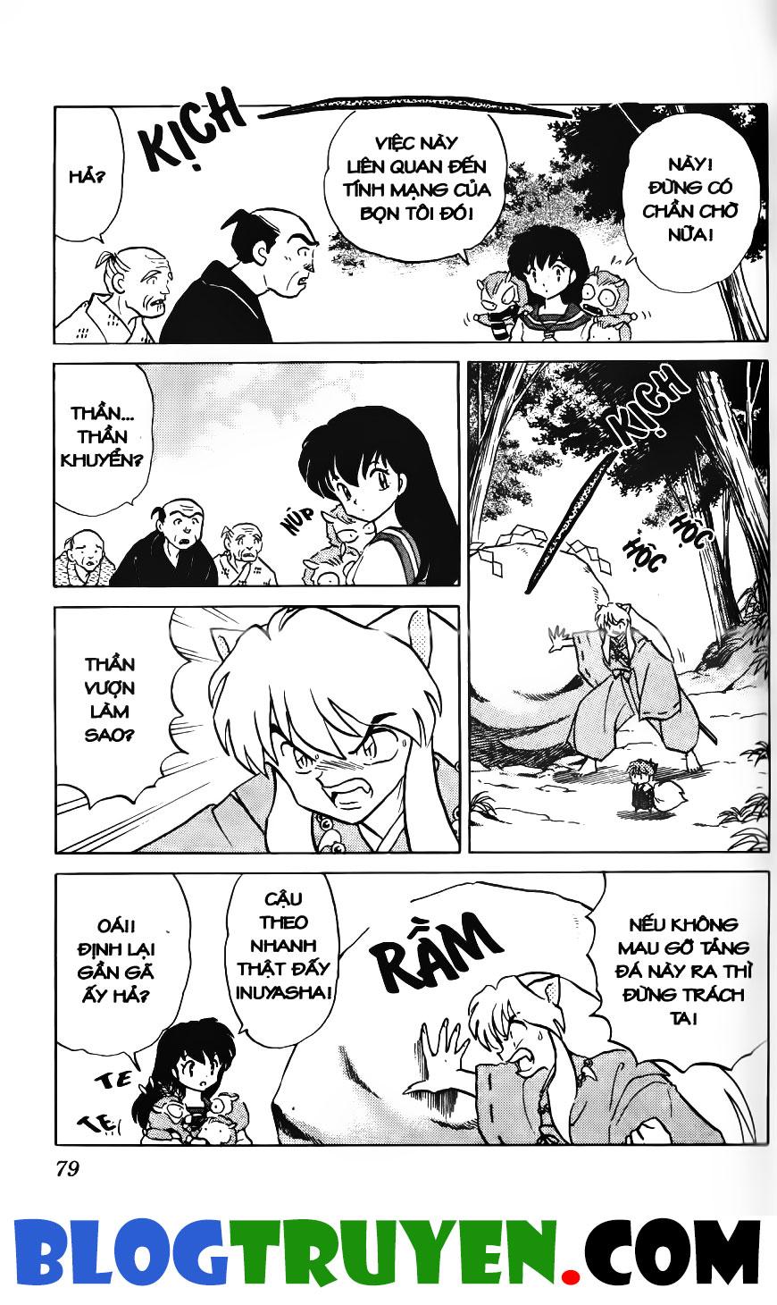 Inuyasha vol 24.5 trang 4