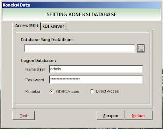 database jendelaok