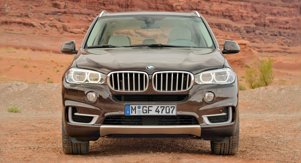 2017 BMW Diesel Models Delayed Because Of Volkswagen's Dieselgate Scandal