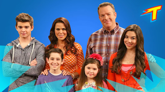 Nickelodeon UK & Ireland to Premiere The Thundermans on Monday 7th April 2014!