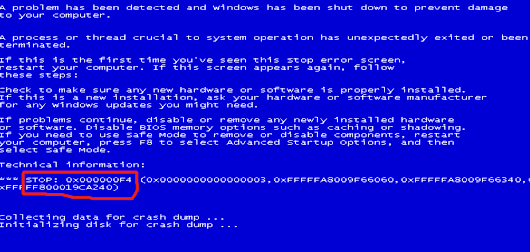 Cara Memperbaiki Blue Screen Di Windows