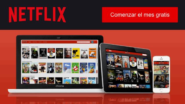 Netflix quita el mes gratuito