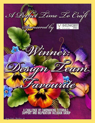 Tania 's DT Favorite Winner - April's Challenge #4