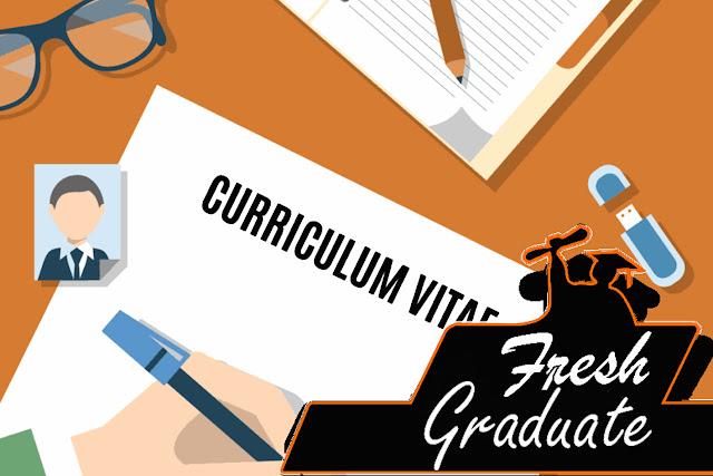 Curriculum vitae fresh graduate