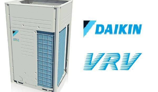 Điều hòa trung tâm Daikin VRV