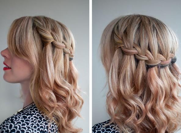 Cute Easy Hairstyles For Medium Hair