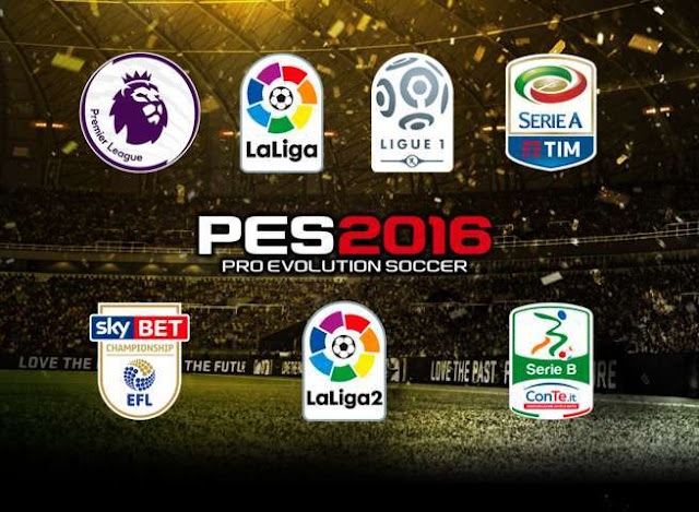 PES 2016 Update Fix Kitpack 2016-2017