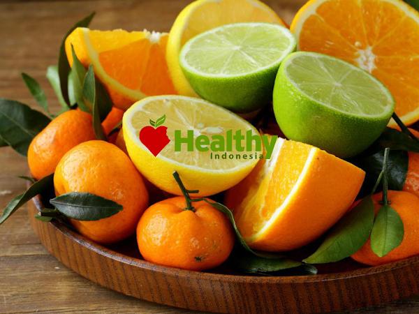 Tubuh Memerlukan Banyak Asupan Vitamin C Untuk Tetap Sehat