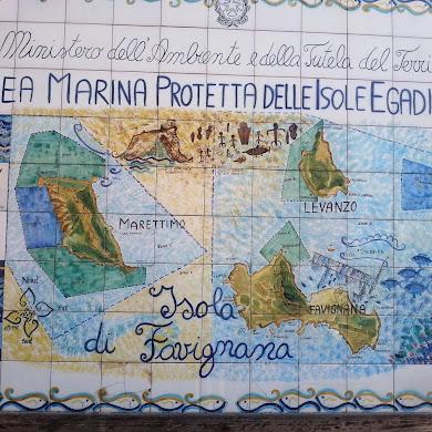 Favignana- sycylijska wyspa pełna rajskich plaż!