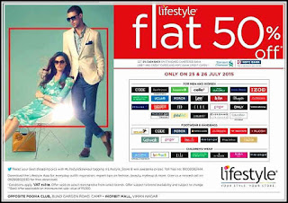 Lifestyle Sale 2016