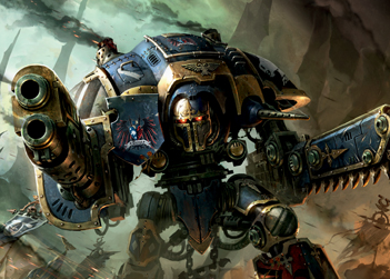 Imperial Knights: Knightly Heirlooms