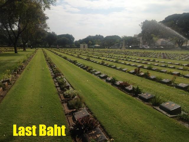 allied war cemetery, Thailand