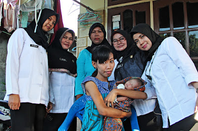 Asuhan Kebidanan Anemia Pada Bayi