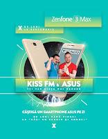 Castiga un Asus Zenfone 3 max