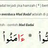 PengertianMad Badal Dan Contohnya Dalam Al Qur'an