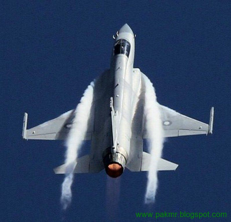 Pakistan Cancels JF-17 Thunder's Appearance at Paris Air