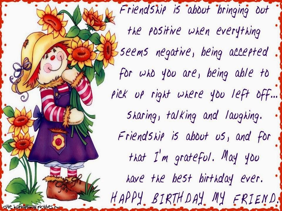 ImagesList.com: Happy Birthday Friend, part 1 - photo#24