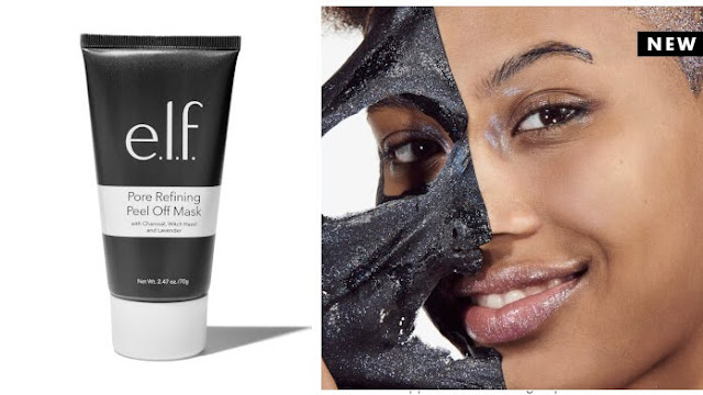 elf Pore Refining Glitter Peel Off Mask