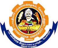 Bharathiar University Question Paper