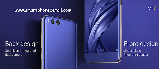 Mi 6 Specification Features and Review