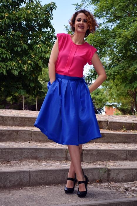 Outfit-boda-falda-azul-5