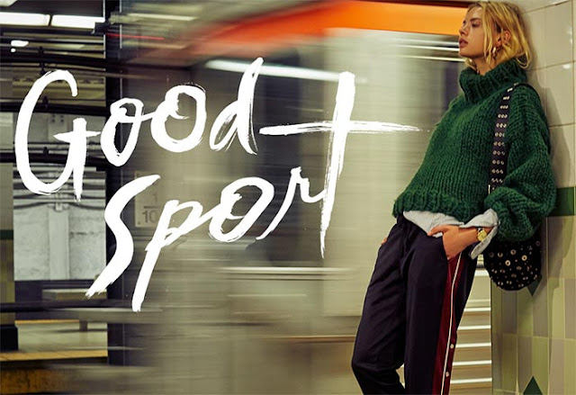 Free People Good Sport Collection Fall 2016