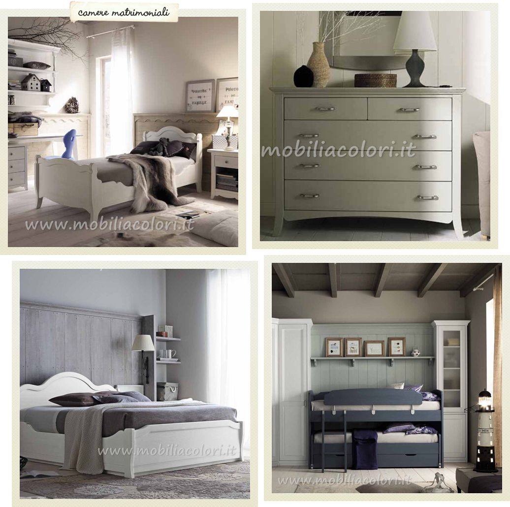 Novembre 2011 shabby chic interiors - Camerette country chic ...