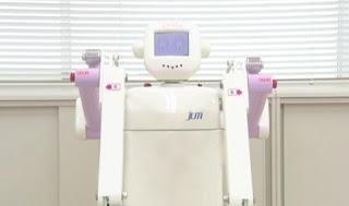 robot Yurina