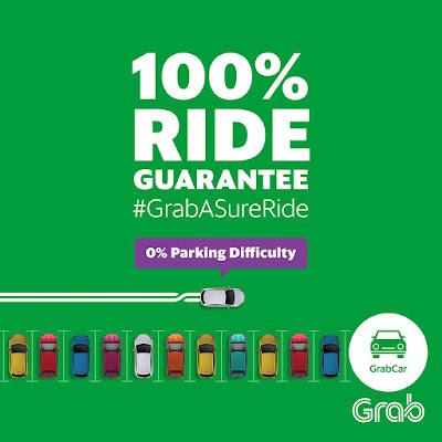 Grab Promo Code Sure 100% Ride Guarantee