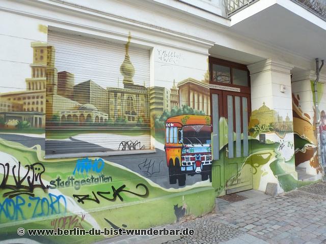 street art in berlin 51 berlin du bist wunderbar unbekannte orte street art urbex. Black Bedroom Furniture Sets. Home Design Ideas