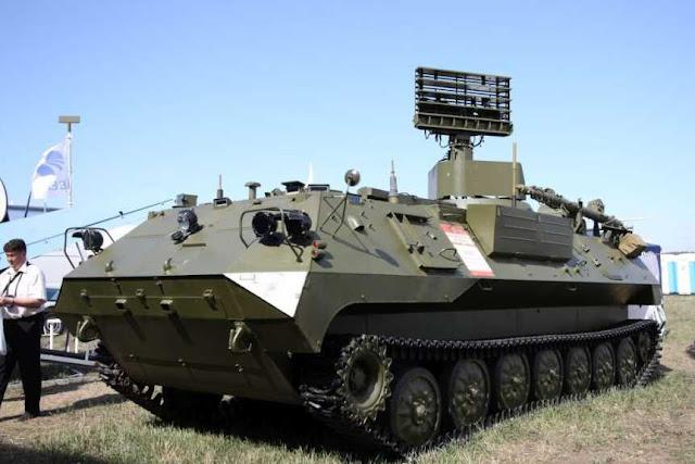 """""""Barnaul-T"""" Sebuah modul baru pengintaian dan kontrol"""