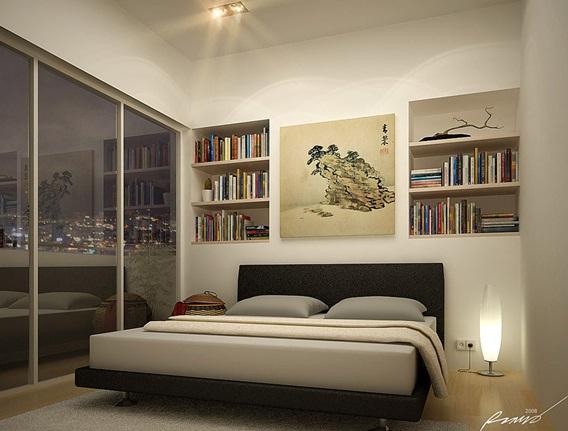 Decora y disena dormitorios juveniles minimalistas ideas for Ideas dormitorios juveniles