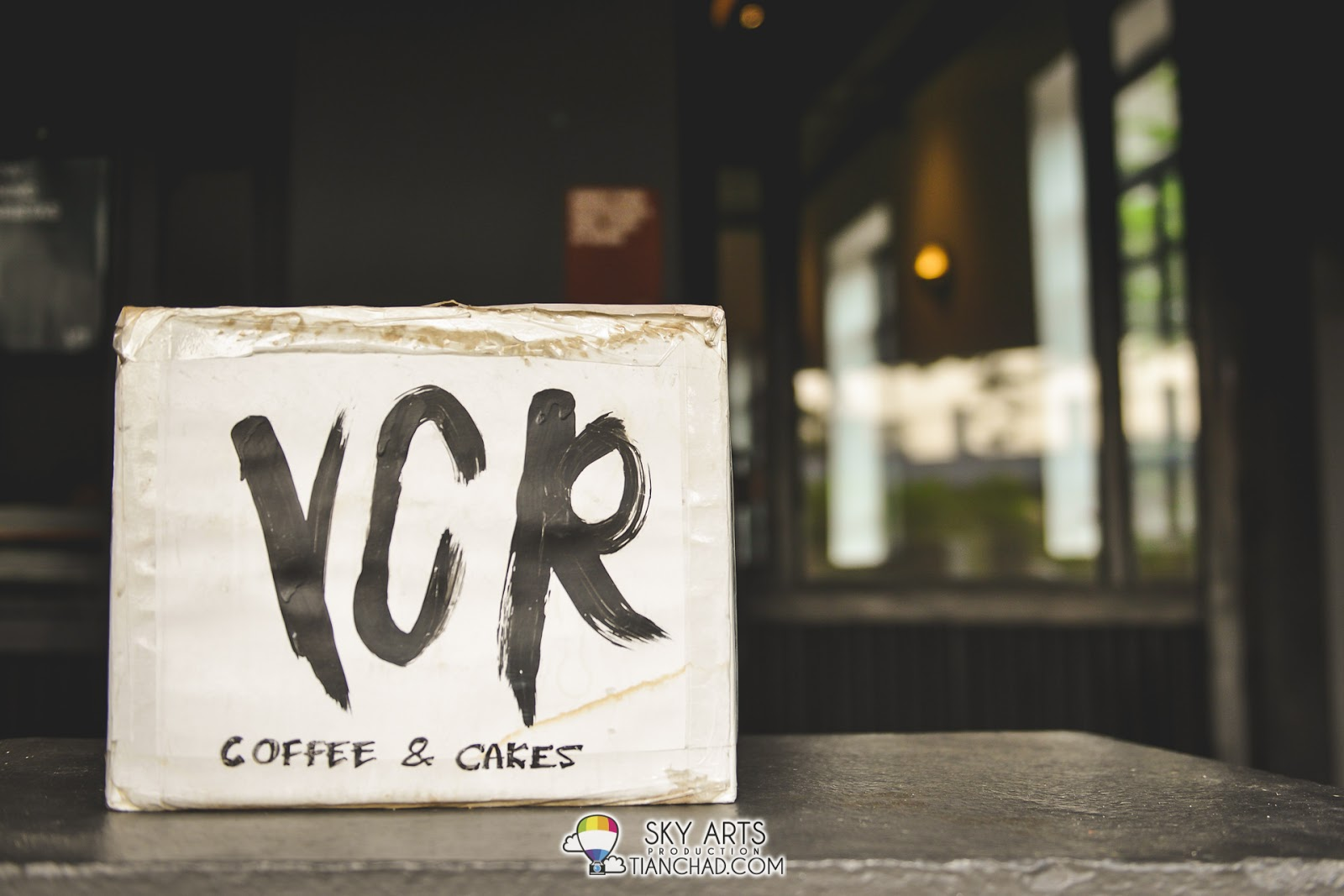 VCR Coffee and Cakes