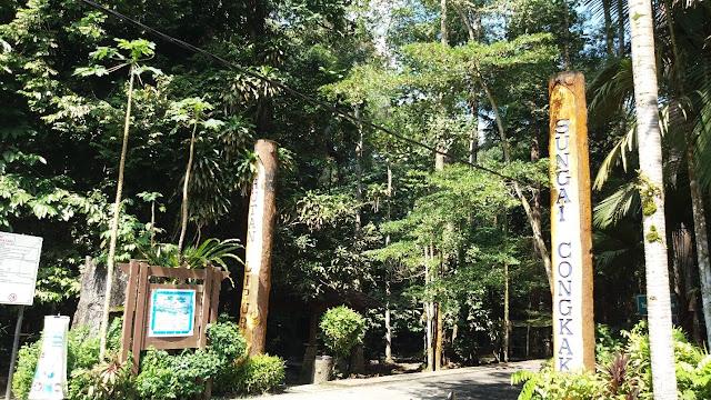 Pusat Rekreasi Sungai Congkak