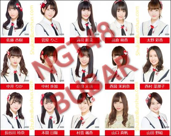 NGT48 Bubar Disbandment NGT