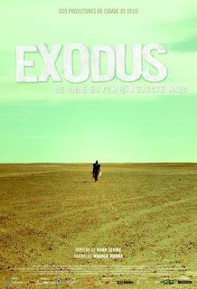 """Poster do filme """"Exodus: De Onde VIm Não Existe Mais"""""""