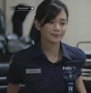 Pemeran Gista The East Net TV