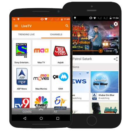 YuppTV launched in India, An Internet based streaming service