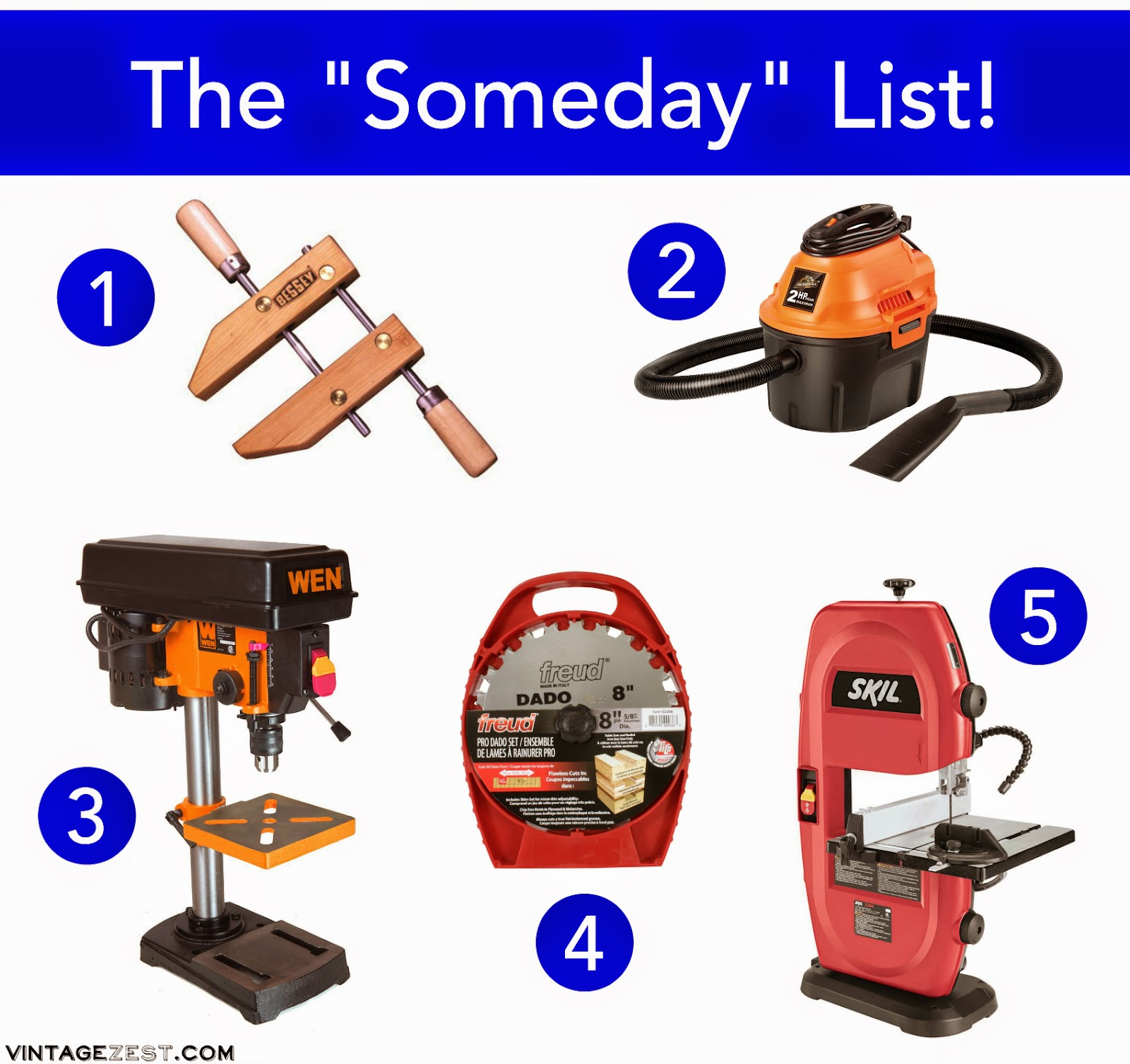Essential Woodworking Tools For Beginners A Wishlist Diane S