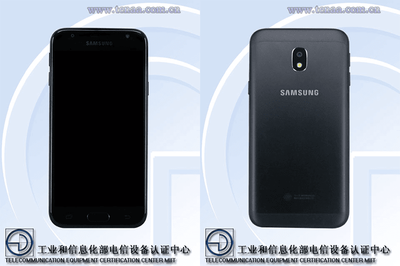 Samsung Galaxy J3 (2017) With 3 GB RAM Spotted At TENAA