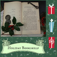 Holiday Bookshelf on Homeschool Coffee Break @ kympossibleblog.blogspot.com - Some Christmas themed books that have found a place on my holiday bookshelf recommendations.