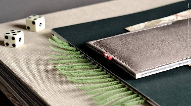 Wild Pocket Wallet Back - Hand Graft
