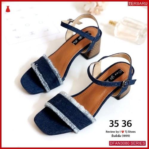 DFAN3080S149 Sepatu Dl46 Hak Tahu Wanita Wedges Murah BMGShop