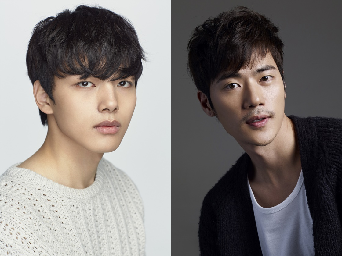 Yeo Jin-goo, Kim Kang-woo