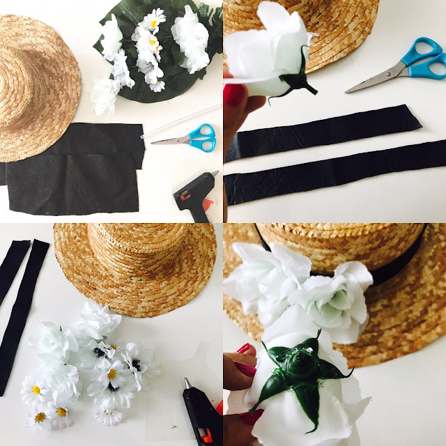 DIY: CUSTOMIZAR UN CANNOTIER CON FLORES itmum