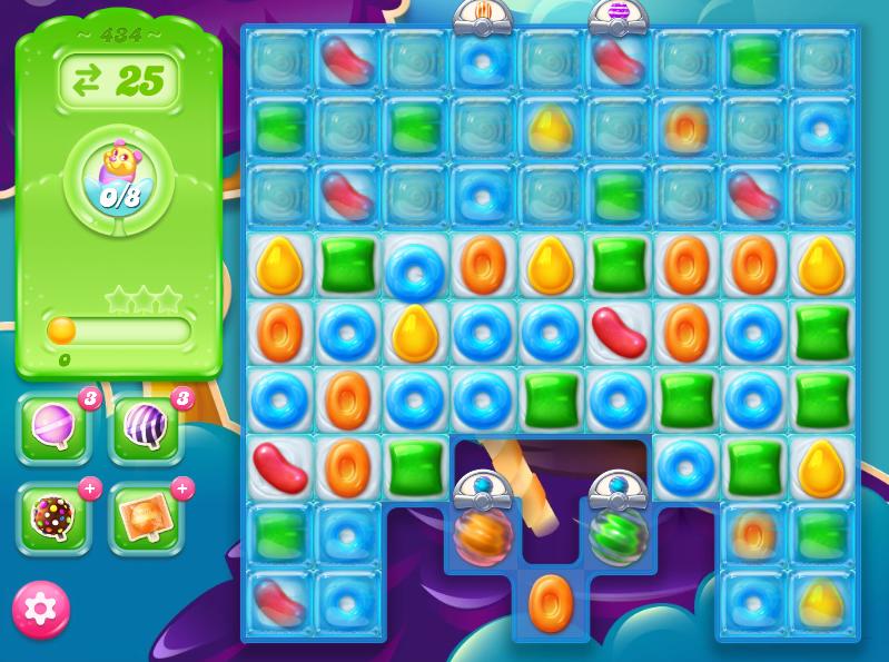 Candy Crush Jelly Saga 434