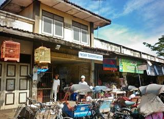 Pasar Burung Suronegaran Purworejo