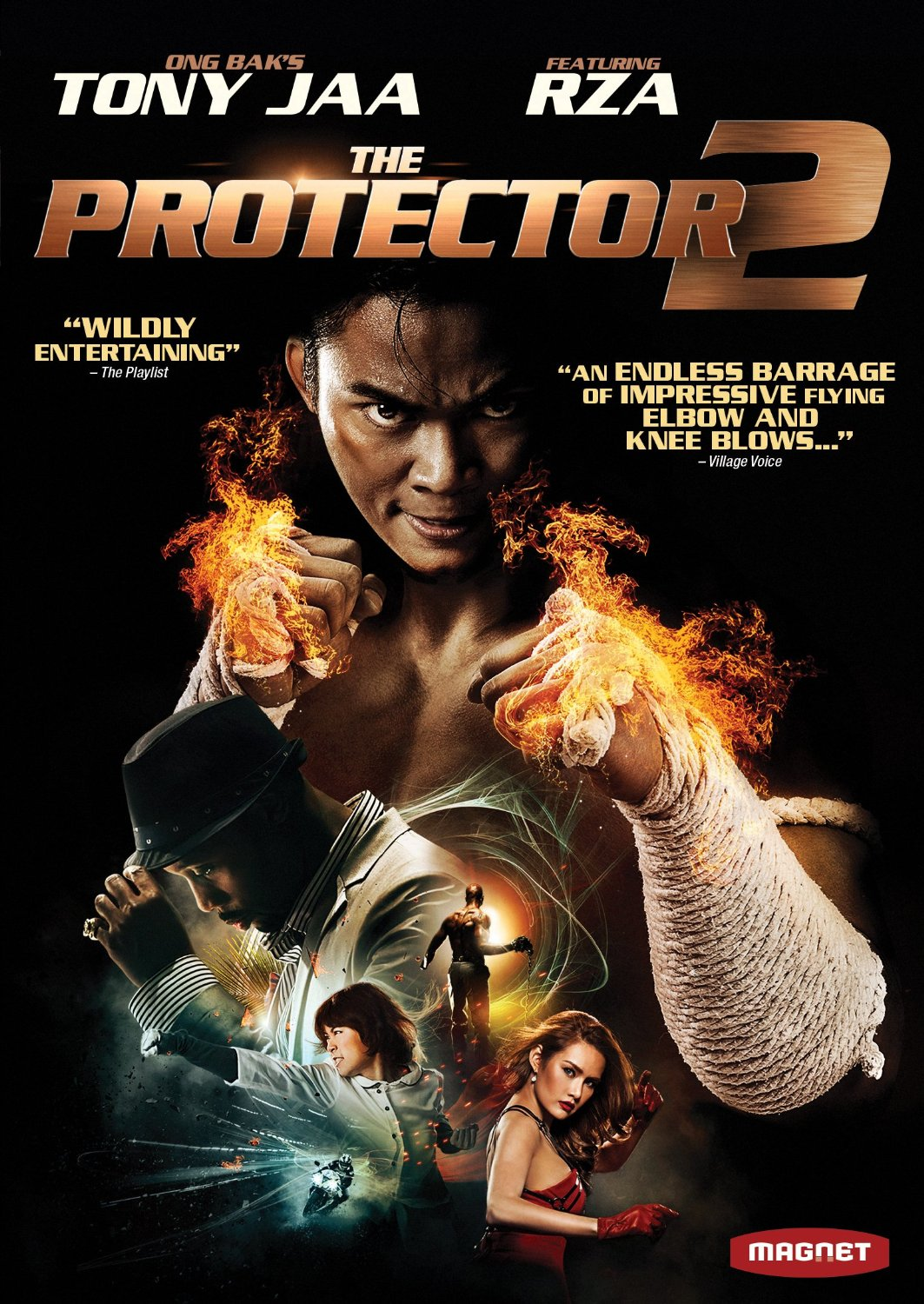 The Protector 2 (2013) Dual Audio Hindi 350MB BluRay 480p